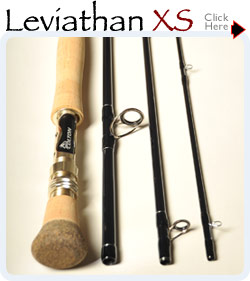 Leviathan XS Fly Rods