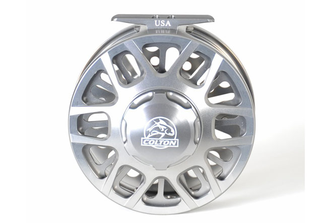Saltwater Fly Reel